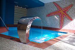 Акваклуб в гостинице