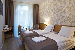 Jurmala hotel rooms