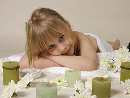 Aromaterapija bērniem